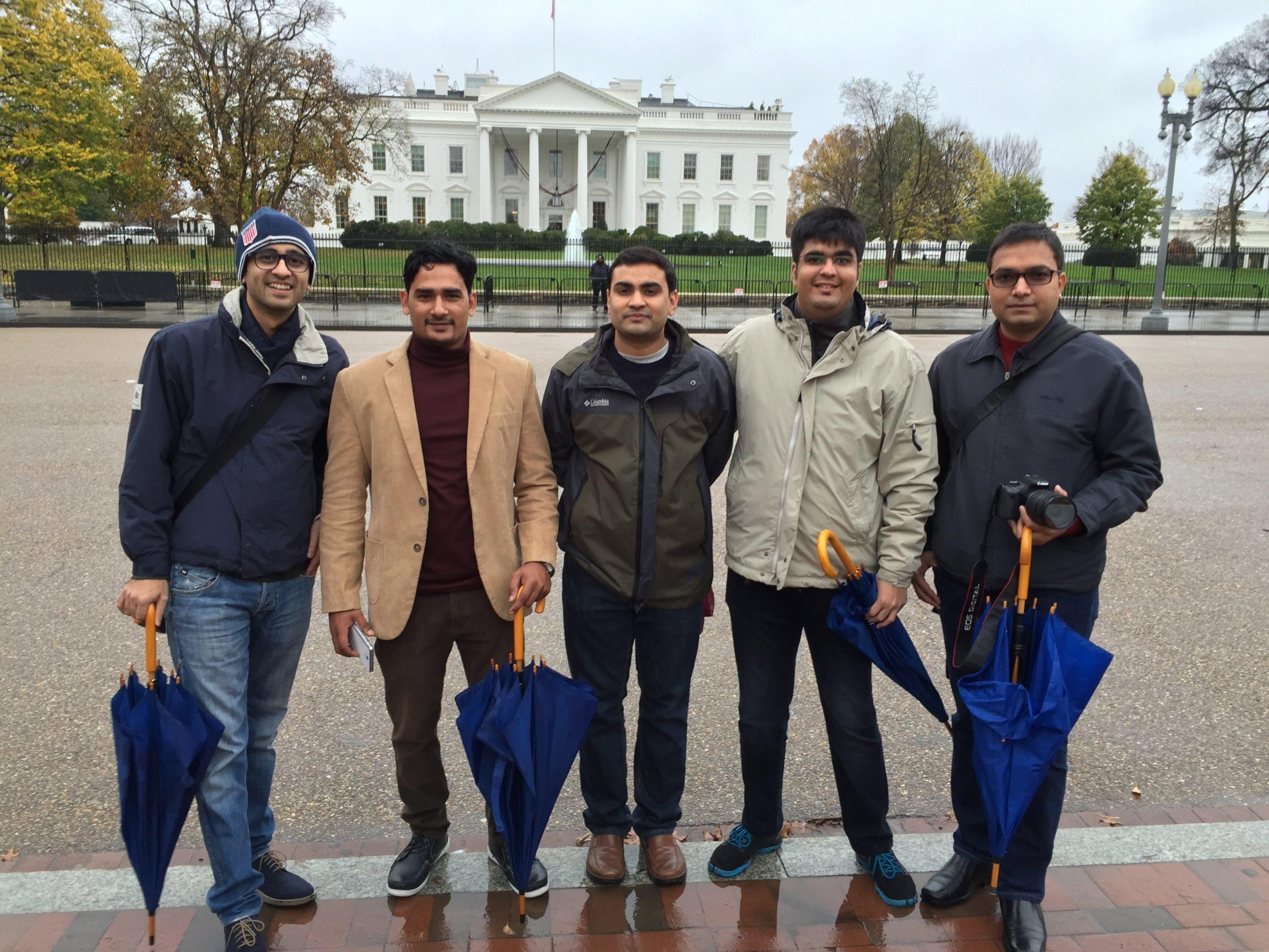 Understanding American Technology IVLP 2015