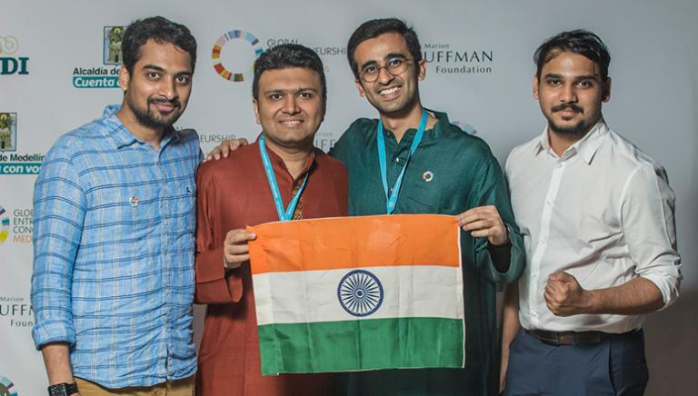 GEN India Affiliate Launch GEC 2016